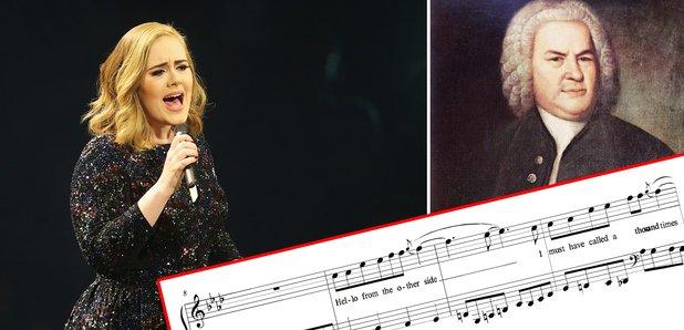 Adele 的賦格曲