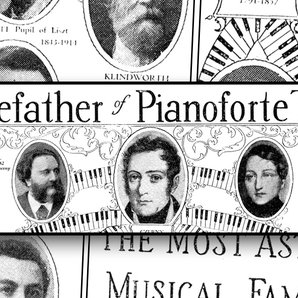 piano teacher family tree