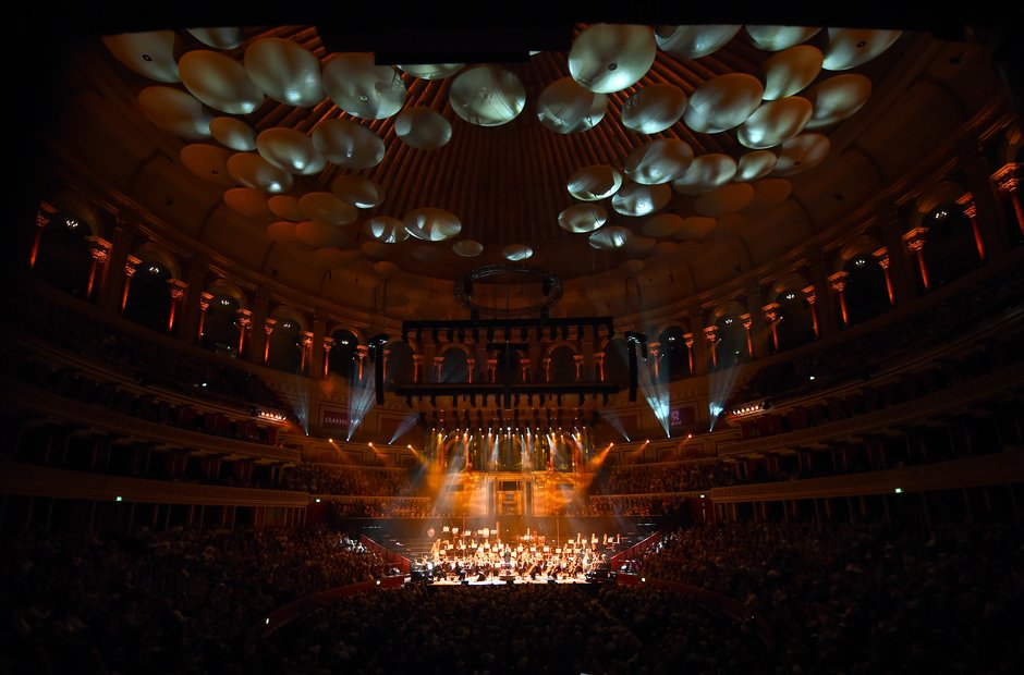 Classic FM Live Royal Albert Hall Academy of St Martin in the Fields