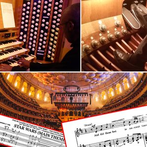 Wayne Marshall organ