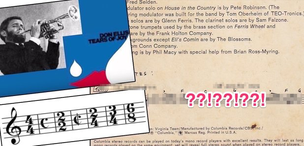 don ellis time signature