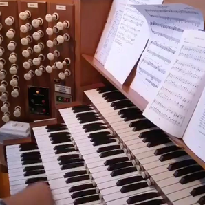 star wars organ improvisation