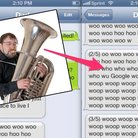 dad text tuba