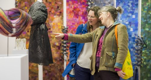 Knit And Stitch Show : The Spring Knitting & Stitching Show, Edinburgh - Classic FM