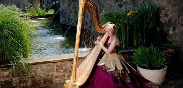 Claire Jones Harpist